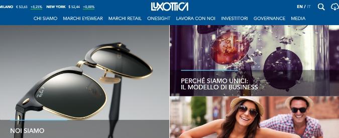Luxottica, il sogno francese di Del Vecchio si trasformerà nell'ennesimo schiaffo al sistema produttivo italiano