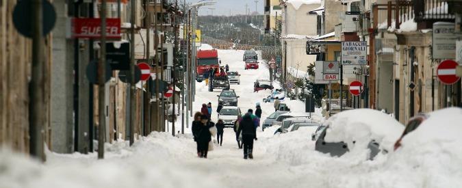 Scuole al gelo da Nord a Sud tra scioperi degli studenti e proteste dei genitori