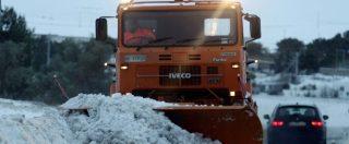 Maltempo, scuole chiuse in molti comuni del Sud Italia. Un uomo muore assiderato in Sicilia: è la nona vittima del gelo