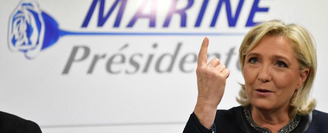 Quelli di sinistra votano Marine Le Pen?