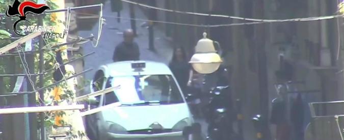 Napoli, 45 arresti per spaccio. Bambini usati per confezionare le dosi di cocaina perché non imputabili