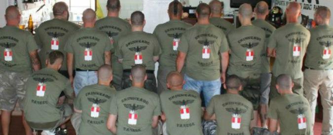 """Anpi sia """"messa fuorilegge"""", la petizione online promossa dai Neonazisti di Varese"""