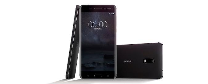 Nokia 6: ottima qualità costruttiva e buon design. Ma fa poco per distinguersi dai concorrenti