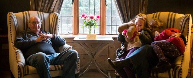 Perché i nonni non devono fare i genitori