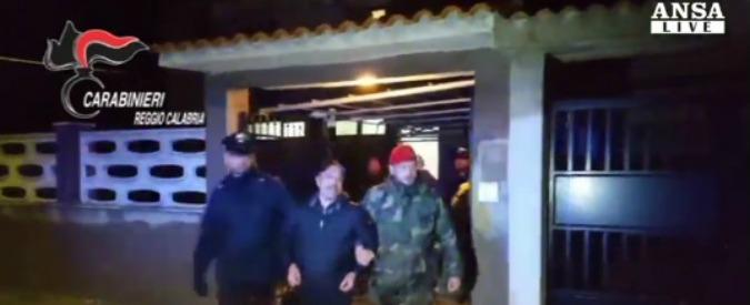 """'Ndrangheta, arrestato il latitante Antonino Pesce. Ai carabinieri: """"Vi è arrivata la chiamata?"""""""