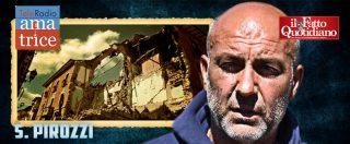 """Terremoto, sindaco di Amatrice """"spegne"""" la radio locale e minaccia l'addio"""