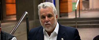 """Attentato Quebec City, il presidente dello Stato canadese Philippe Couillard ai musulmani: """"Siete i benvenuti"""""""