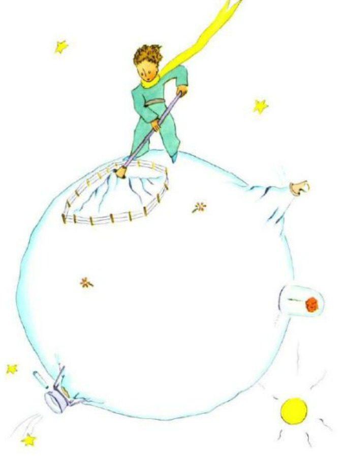 Il Piccolo Principe,