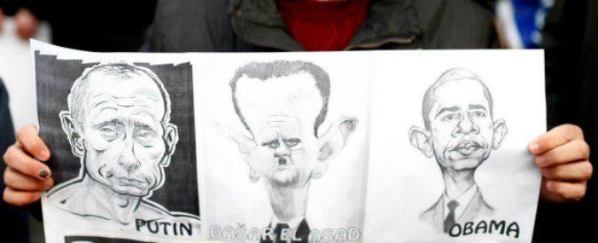 Bashar al- Assad, Putin, Erdogan, Obama: chi è l'uomo dell'anno?