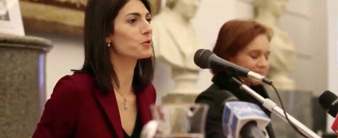 Virginia Raggi non deve dimettersi: i processi non sono merci