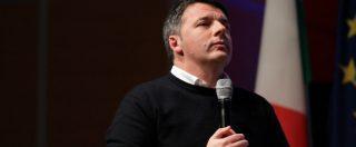 """Consip, Renzi: """"Se mio padre è colpevole, spero pena doppia. Dimissioni Lotti? No, persona straordinariamente onesta"""""""