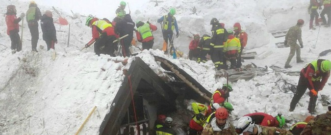 Hotel Rigopiano, l'agonia di Paola Tomassini: viva per 40 ore dopo la valanga