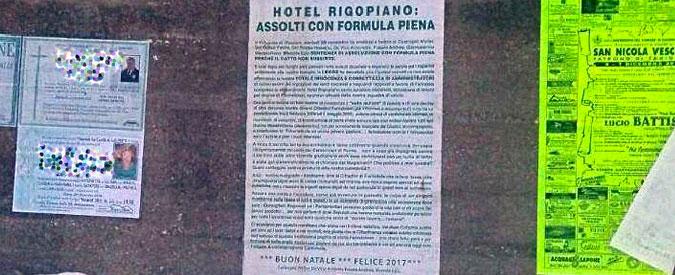 Hotel Rigopiano al centro di un processo per abuso edilizio: ma tutti gli imputati furono assolti