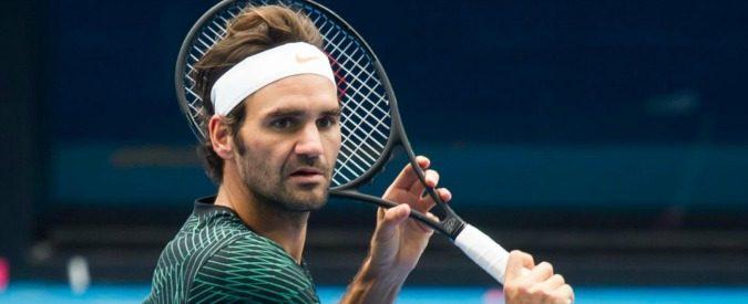 Roger Federer, il re del tennis è tornato