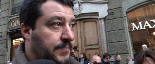 """Dipendenti Lega, Salvini: """"Non possiamo spendere come un tempo. Consulenze? Libera scelta, Renzi ha la Rai a disposizione"""""""