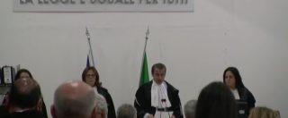 Viareggio, dopo sette anni dalla strage arriva la sentenza. Sette anni all'ex ad di Ferrovie Moretti