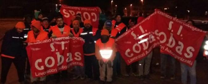 """Modena, due sindacalisti arrestati: """"Estorcevano denaro per contenere sciopero"""". """"Repressione dei padroni"""""""