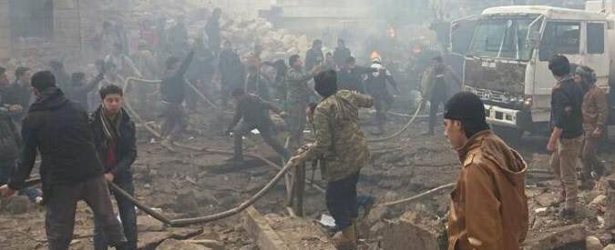 Siria, autobomba nel nord del paese: almeno 60 morti e cinquanta feriti