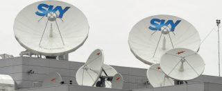 Sky Italia, spedite 124 lettere di licenziamento: sono i lavoratori che hanno rifiutato il percorso innovativo