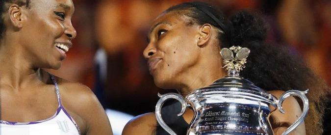 Australian Open, Serena Williams batte la sorella Venus: torna numero 1 al mondo e conquista il suo 23esimo Slam