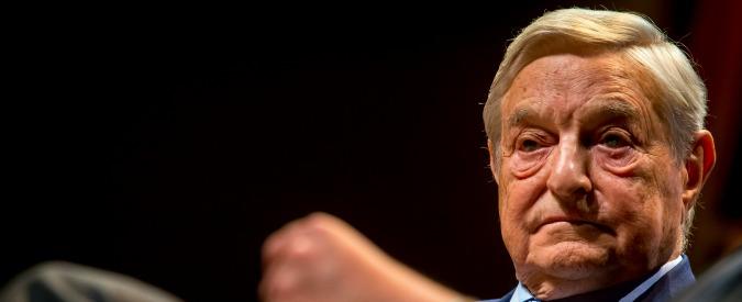 """Donald Trump, Soros: """"Un impostore, un imbroglione, un potenziale dittatore"""""""