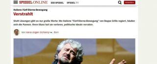 """M5S, Spiegel: """"Ha tradito i propri ideali"""". E adesso """"re Grillo può dare la grazia"""""""