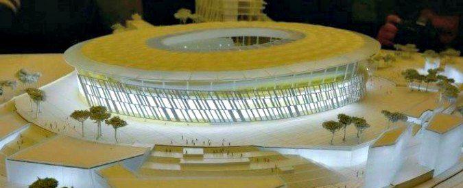 Stadio della Roma, non un'esigenza per la città ma una speculazione edilizia
