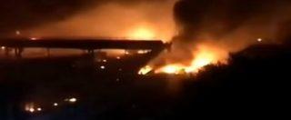 """Strage di Viareggio, la Versilia ricorda il disastro di 8 anni fa. Delrio: """"Tragedia che poteva e doveva essere evitata"""""""