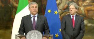 """Attentato Quebec, Tajani: """"La Ue crede nel dialogo interreligioso, la violenza non è mai una risposta"""""""