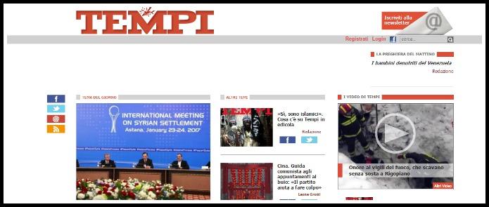 Editoria e mattone, il settimanale vicino a Cl Tempi passa agli immobiliaristi Bizzi e Mainetti