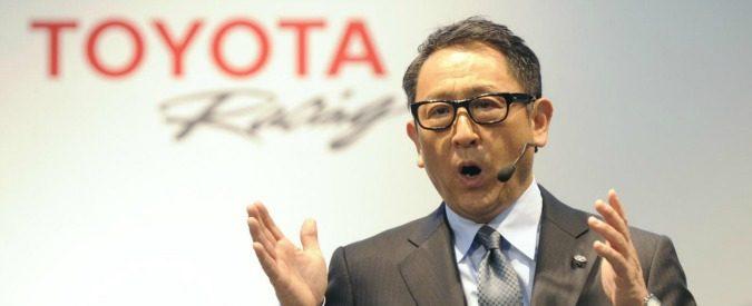 Toyota, il coraggio dell'azienda e le tre C del successo