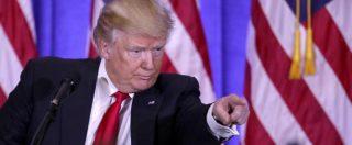 Trump, in arrivo ordine federale per la costruzione del muro con il Messico. Stop a programmi di accoglienza dei rifugiati