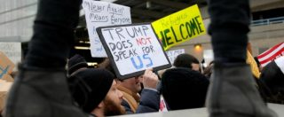 Trump congela i flussi di migranti in Usa. Ecco cosa prevede l'ordine esecutivo che ha firmato