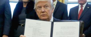 """Usa, 16 procuratori generali contro stretta sui migranti: """"Incostituzionale. Libertà religiosa principio fondamentale per America"""""""