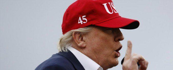 Donald Trump, le bugie come le ciliegie. Una tira l'altra