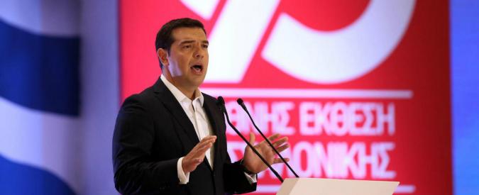 Grecia, Tsipras lancia lo scudo fiscale per gli evasori. Ma sui conti della casta ancora nessun controllo