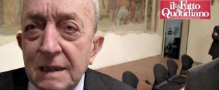 """Morto Tullio De Mauro, quando spiegò al FattoTv: """"perché gli italiani votano con la pancia"""""""