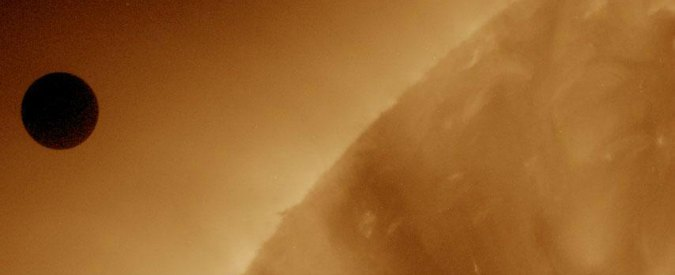 Venere, osservata dalla sonda Akatsuki un'enorme onda a 65 km dalla superficie