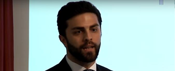 """M5S, l'europarlamentare Marco Zanni: """"Con Lega e l'Enf condivido battaglia contro euro e per nuova Europa"""""""