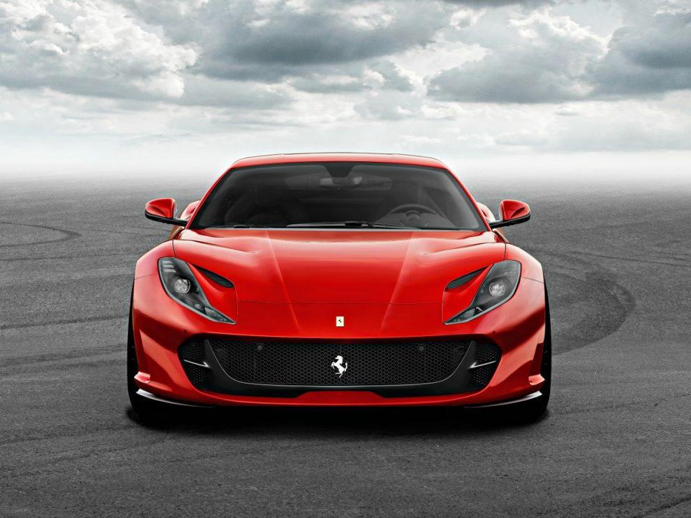Ferrari 812 Superfast, la stradale più potente di sempre
