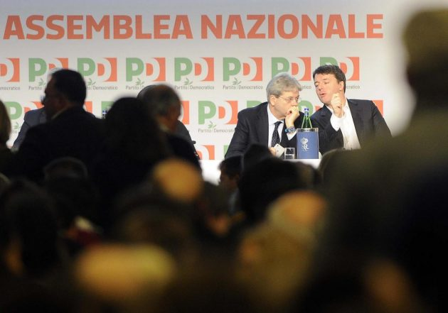 Roma, Assemblea Nazionale del Partito Democratico