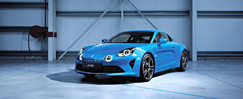 Alpine, il marchio sportivo Renault rivive a Ginevra con la A110