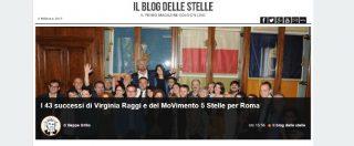 """Raggi, Grillo cambia strategia: """"Ecco i 43 successi della giunta M5S a Roma"""""""