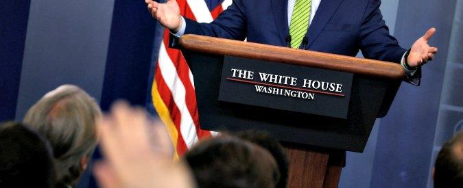 Usa. Cnn, New York Times, L.A. Times e Politico esclusi da briefing a Casa Bianca