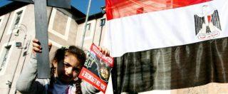 """Egitto, cristiani copti uccisi e bruciati nel Sinai: """"200 le famiglie fuggite da Al Arish"""""""