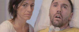 """Dj Fabo, l'ultima preghiera a Milano. La fidanzata Valeria: """"Nella sofferenza hai trovato la forza di tornare libero"""""""