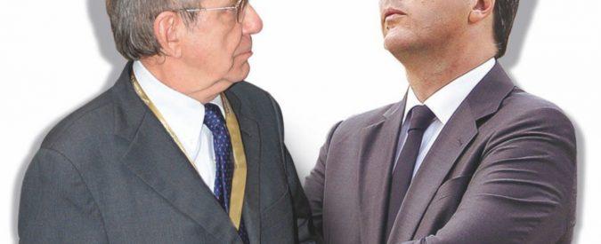 """Renzi chiama Padoan: """"Non dovevi cedere a Bruxelles"""""""