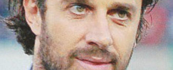 """Avellino, circondano auto del Verona con Luca Toni: """"Erano 15"""""""