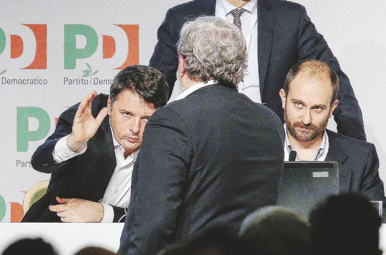 Sul Fatto del 20 febbraio – Renzi se ne frega di Bersani e si prende tutto il partito