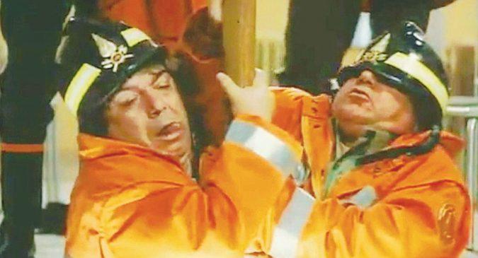"""""""Pompieri, riempite un secchio: se l'acqua si muove c'è il terremoto"""""""